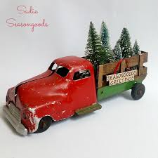 christmas tree delivery antique christmas tree delivery truck allfreeholidaycrafts