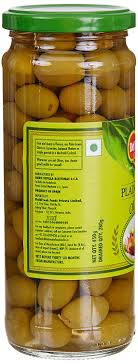 Indian Food Olives From Spain Delmonte Whole Green Olives 450g Amazon In Grocery Gourmet Foods