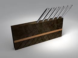 cool knife block 12 creative and cool knife block designs 12 2 knife blocks