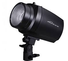 mini studio flash nicefoto gy 180 180w color temperature 5500k