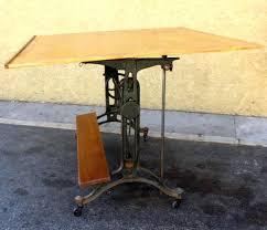 Drafting Table Base Vintage Drafting Desk Antique Drafting Table With Drawers Vintage