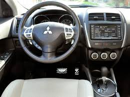 Mitsubishi Outlander Sport 2013 Interior The 2013 Mitsubishi Outlander Sport Boasts Excellent Fuel Economy