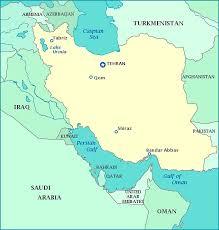 map or iran print this map of iran