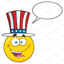 Greece Flag Emoji Patriotic Yellow Cartoon Emoji Face Illustrations Creative Market