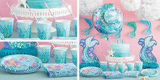 mermaid party supplies mermaid party supplies mermaid party party city