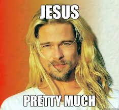 Sex Appeal Meme - brad pitt is the man with the biggest sex appeal ever