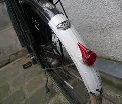 bicycle rear fender light coaster brakes yay or nay