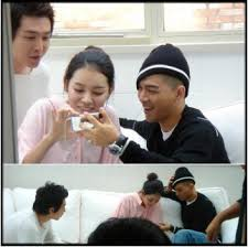 wedding dress taeyang photos from the set of wedding dress always tae yang
