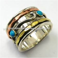 spinner rings indian wholesale spinner ring buy silver spinner ring mix metal