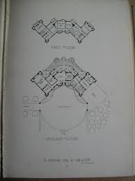 arts and crafts floor plans the arts u0026 crafts house m h baillie scott treasures of gsa library