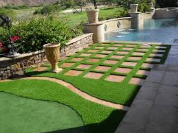 Artificial Grass Las Vegas Synthetic Turf Pavers Landscape Stepping Stones Synthetic Grass Grids Pavers 13 10