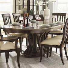 bernhardt dining room sets bernhardt westwood oval double pedestal dining table with leaves