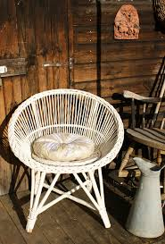 vintage wicker chair adaliza