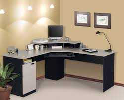 Glass And Metal Corner Computer Desk Multiple Colors Favored Figure Executive Desk Trays Photograph Of Find A Desk Wow