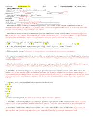 periodic table trends worksheet answers worksheets