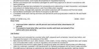 bank teller resume sle no experience 28 images sle resume for