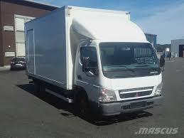 used mitsubishi truck used mitsubishi fuso canter 6c15 box trucks year 2010 price