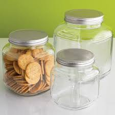kitchen glass canisters with lids 10 airtight and affordable glass jars to renew your pantry