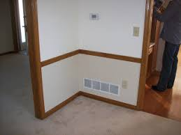 projects of plenty why not paint the oak trim white
