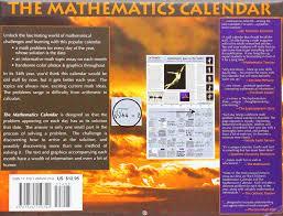 the mathematics calendar 2014 theoni pappas 9781884550720