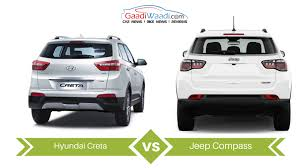 jeep compass interior dimensions jeep compass vs hyundai creta specs comparison