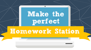 Kids Homework Station by How To Keep Your Kids Focused With A Homework Station