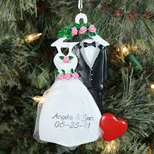 newlywed ornament lovebirds newlywed