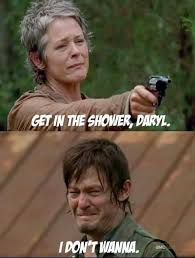 Walking Dead Daryl Meme - we all gotta play our part the walking dead the walking dead