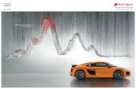 audi commercial audi r8 test drives you the inspiration room