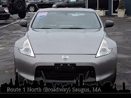 nissan 370z insurance cost used 2009 nissan 370z touring at auto house usa saugus