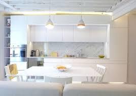sejour avec cuisine ouverte aménagement salon design avec cuisine ouverte élégant deco cuisine