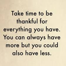 wednesday words of wisdom take time to be thankful
