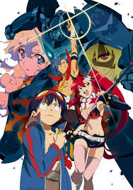 gurren lagann gurren lagann the larger than life story of us review