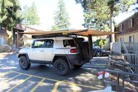 nissan frontier yakima roof rack post your camp awnings archive page 2 expedition portal