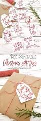 free printable christmas gift tags dreams factory