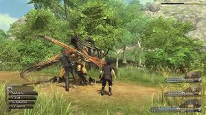 Final Fantasy 1 World Map by Square Enix Final Fantasy Xv The Game Formerly Known As Versus