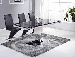 table cuisine design cuisine et bois en 42 ides inspirantes