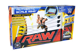 amazon com wwe real scale ring toys u0026 games