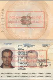 template australia passport psd www idpsd net passport psd