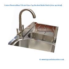 Carron Phoenix Maui  Kitchen Sinks  Fittings Carron Phoenix - Carron phoenix kitchen sinks