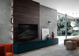 Wohnzimmer Ideen Tv Wand Moderne Tv Wand Liebenswürdig Auf Wohnzimmer Ideen Zusammen Mit