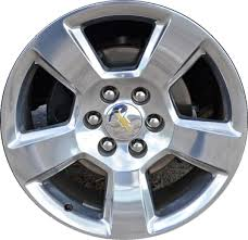 Wide Rims For Chevy Trucks Chevrolet Silverado 1500 Wheels Rims Wheel Rim Stock Oem Replacement