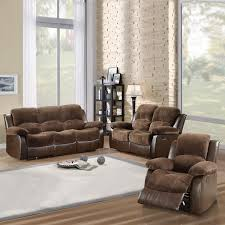 3pc Living Room Set Buchannan Microfiber 3 Piece Living Room Set This Eye Catching