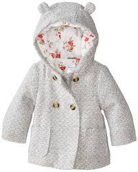 carter s baby girls infants trans single jacket