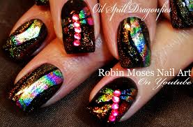 robin moses nail art nail foilling how to get foil to work and