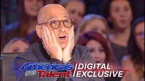 howie at home best howie mandel reactions america u0027s got talent 2017 extra