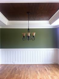 Hardwood Beadboard - stained beadboard ceiling ceilings ceiling and wainscoting