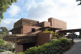 modern furniture in los angeles ca frank lloyd wright u0027s floating sturges home in los angeles is up