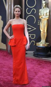 Jennifer Lawrence Vanity Jennifer Lawrence U0027s Vanity Fair Oscar Party Dress Is An