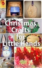 christmas activities for little hands christmas pinterest
